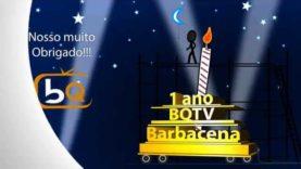 1 ano BQTV Barbacena!!!