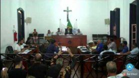 17a Sessão Ordinária da Câmara Municipal de Barbacena
