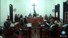 18ª Sessão Ordinária da Câmara Municipal de Barbacena