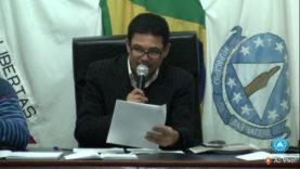 23ª Sessão Ordinária da Câmara Municipal de Barbacena