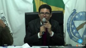 24ª Sessão Ordinária da Camara Municipal de Barbacena