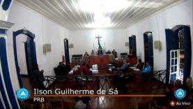 27ª Sessão Ordinária da Câmara Municipal de Barbacena