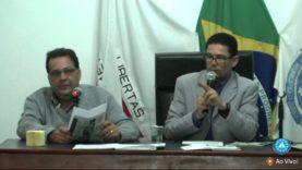 28ª Sessão Ordinária da Câmara Municipal de Barbacena