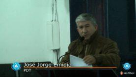 29ª Sessão Ordinária da Câmara Municipal de Barbacena