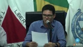 32ª Sessão Ordinária da Câmara Municipal de Barbacena