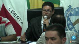 35ª Sessão Ordinária da Camara Municipal de Barbacena