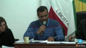 36ª Sessão Ordinária da Camara Municipal de Barbacena