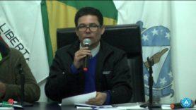 38ª Sessão Ordinária da Camara Municipal de Barbacena