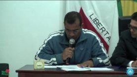 39 Sessão Ordinária da Câmara Municipal de Barbacena