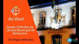 59 Sessão Ordinária da Camara Municipal de Barbacena