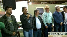 Abertura do Torneio Leiteiro da 52a Exposição Agropecuária de Barbacena