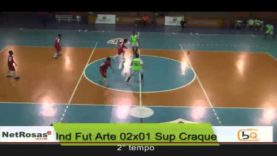 Adulto masculino – Independente Futbol Arte x Super Craque