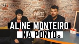 Aline Monteiro na Ponto