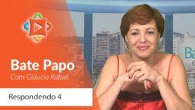 Bate Papo com Gláucia Rafael