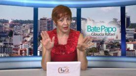 Bate Papo com Glaucia Rafael – Porquê os jovens usam drogas?