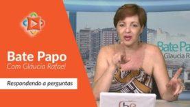 Bate Papo com Glaucia Rafael