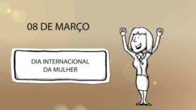 CEDPLAN 08 de março – Dia Internacional da Mulher