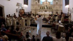 Coral de São Miguel Arcanjo no Santuário de Nossa Senhora da Piedade – Barbacena
