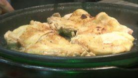 Coxas de Frango crocantes com molho Barbecue