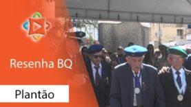 Dia da vitória em Barbacena
