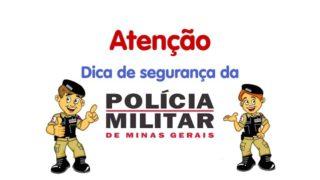 Dicas de Segurança PMMG – Carnaval 2020 – Bebida