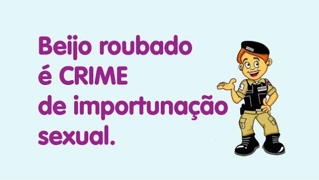 Dicas de Segurança PMMG – Carnaval 2020 – Importunaçao