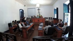 Eleição da Mesa Diretora – Camara Municipal de Barbacena – 18 Dezembro 2018