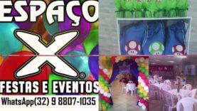 Espaço X Festas e Eventos