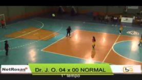 Estudantil Feminino – Dr. José Otávio (Alto Rio Doce) x Escola Normail