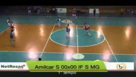 Estudantil masculino Amilcar Savassi x IF Sudeste MG