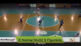 Estudantil Masculino Escola Normal x Sena Figueredo (Mercês)