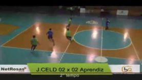 Estudantil Masculino – Junto ao CELD (Antônio Carlos) x Aprendiz