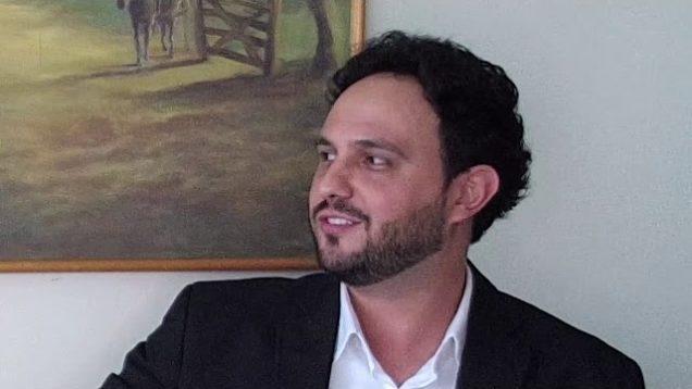 Felipe Alvim no Conversa com Thiago