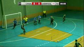 Final da Copa Estação Minas de Futsal – Canal x Liverpool