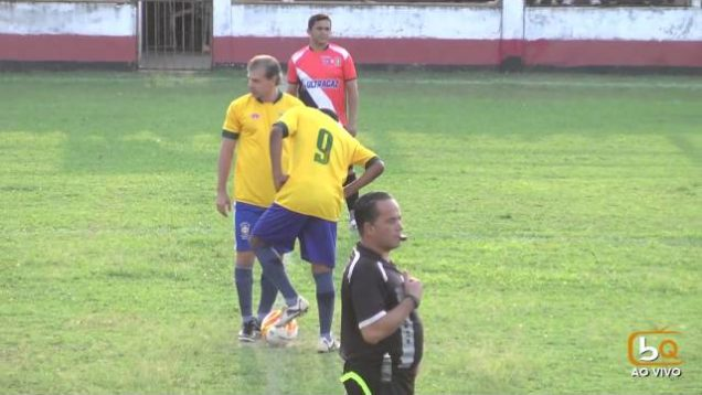 Futebol Ao Vivo – Seleção de Masters do Brasil x Futebol Arte