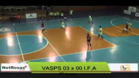 Jogo 01/02 Vasps( Resende Costa) x Ajax – Troféu Independência de Futsal – 2014
