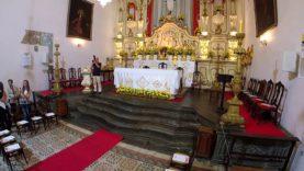 Missa Solene do Lava Pés – Presidida pelo Bispo Walter Jorge Pinto