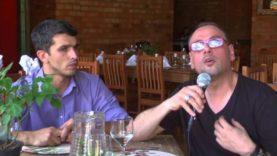 MIX com Eric Terzi Restaurante Mandolin Gastronomia em Tiradentes,