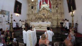 Novena Perpétua de Nossa Senhora da Piedade.