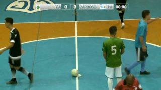 Ossa x Barroso – Primeira Copa Estação Minas de Futsal