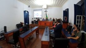 Parlamento Jovem -Barbacena 2019