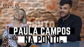 Paula Campos na Ponto