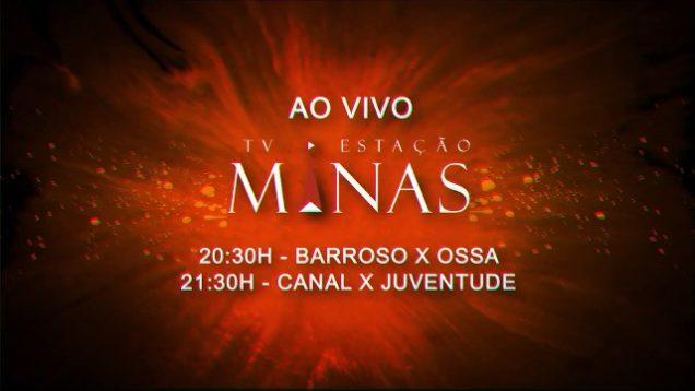 Primeira Copa Estação Minas de Futsal