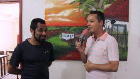 Resumo semanal de notícias, Resenha com Márcio Cleber