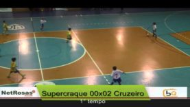 Semi Final – Aberto sub 9 – Supercraque x Cruzeiro