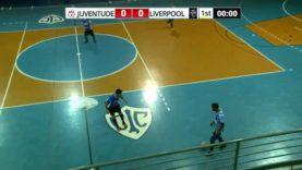 Semifinal da Copa Estação Minas de Futsal – Juventude x Liverpool