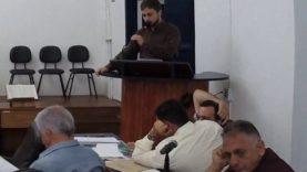 Sessão da Camara Municipal de Barbacena – 27 de novembro 2018