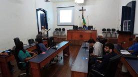 Sessão de Prestação de Contas da Secretária da Saúde  de Barbacena