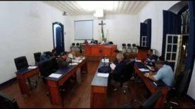 Sessão Extraordinária da Câmara Municipal de Barbacea – 14 de Junho de 2019