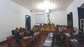 Sessão Extraordinária da Câmara Municipal de Barbacena – 20 de maio de 2019